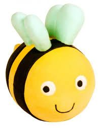 Latex Bert the Bee