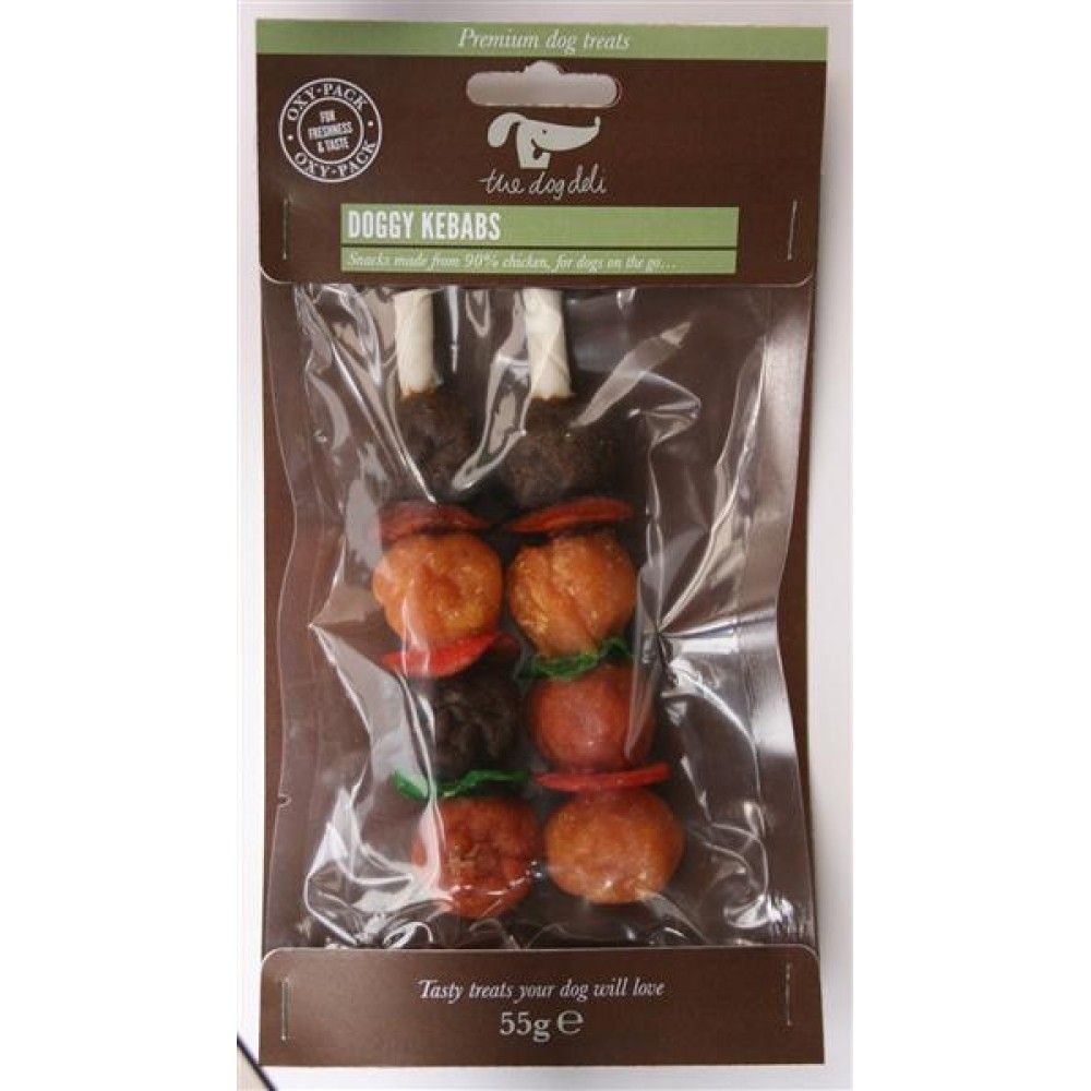 Doggy Kebabs (2 Pack)
