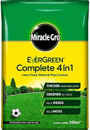 Miracle Gro Evergreen Complete 4in1