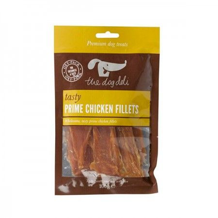 Prime Chicken Fillets 100g