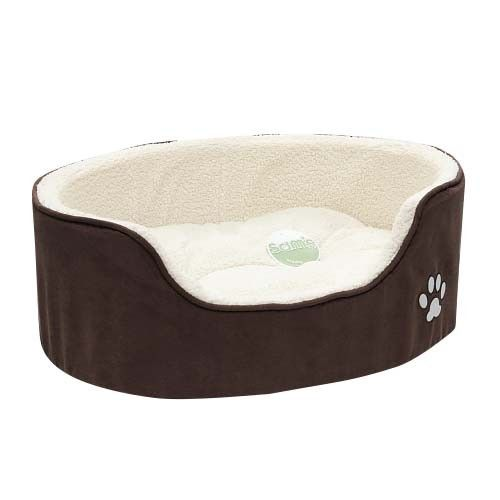 Sam's Luxury Oval Bed (Small)