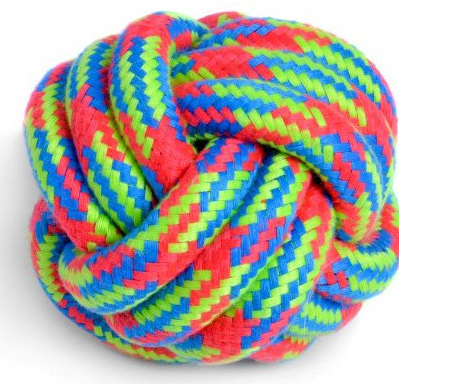 Woven Rope Ball